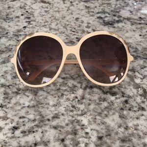 Chloe sunglasses CL2222 ivory/white UV protection